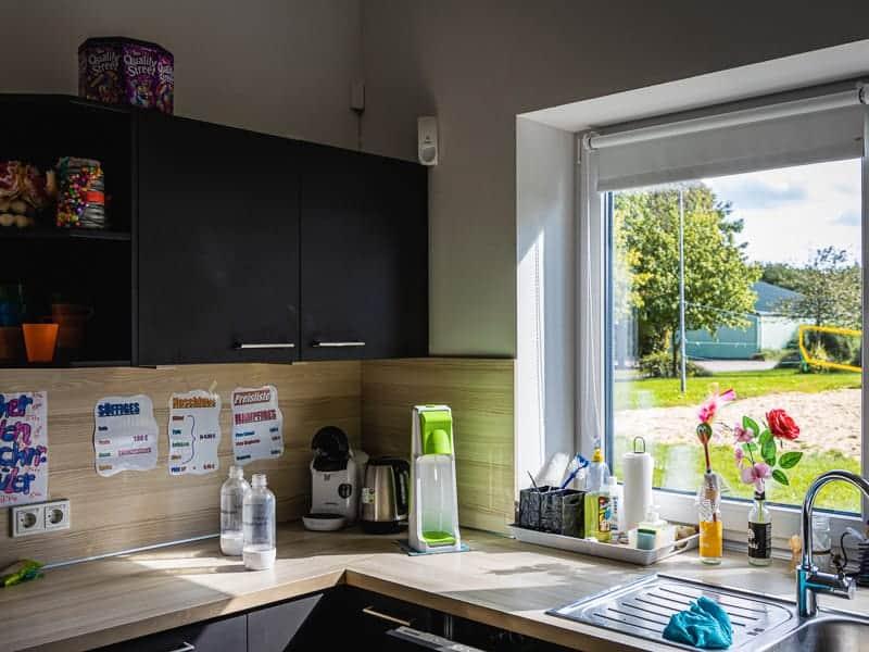 Küche Jugendhaus