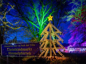 Metall Weihnachtsbaum