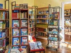 Gemeinde Bücherei