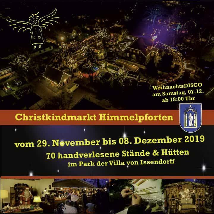 Poster 15. Christkindmarkt